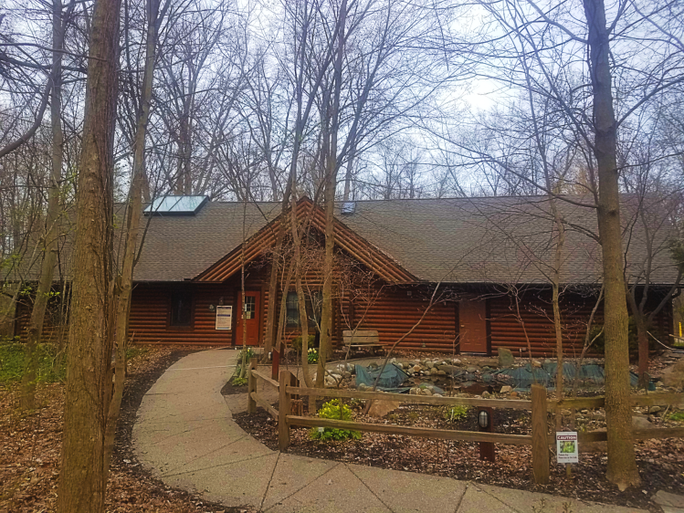 Red Oaks Nature Center Building